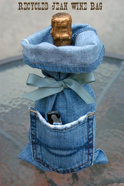 Denim Interior Trends Ways To Recycle For Crafts And Decor