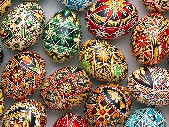 Hand Painting Ideas For Easter Eggs Decoration Unique