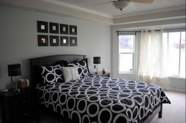 Geometric Bedding Sets Bedroom Decor Ideas 11 Amazing Living Room Color Schemes