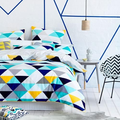 Cool Bedroom Lighting Best Neutral Bedroom Colors Bedroom Sets Nj Modern Bedroom Colors 2015: Creating Modern Bedroom Decor With Geometric Bedding Sets