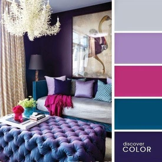 Purple And Blue Bedroom Color Schemes turquoise color scheme bedroom > pierpointsprings
