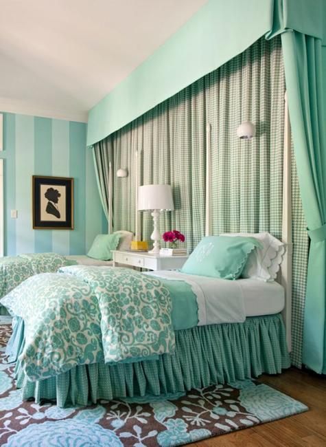 20 home decor ideas and turquoise color combinations 36 cool turquoise home d 233 cor ideas digsdigs