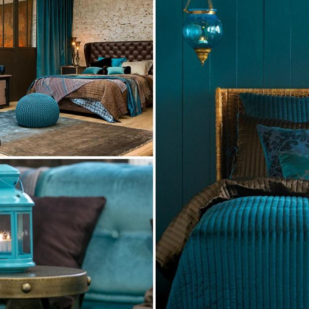 Home Decor By Color: 20 Home Decor Ideas And Turquoise Color Combinations