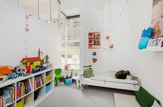 22 White Decorating Ideas For Bright Kids Rooms