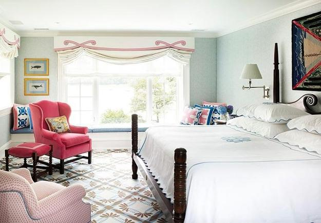 nautical decorations, room colors and modern interior design ideas
