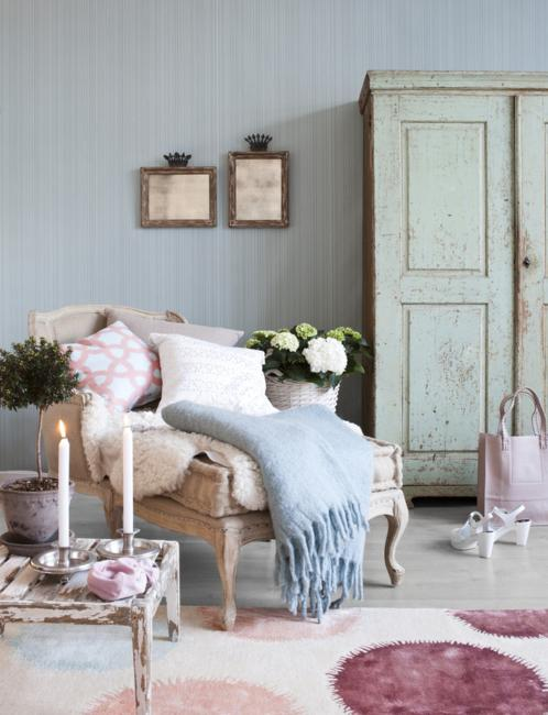Pastel Colors And Creativity Turning Rooms Into Modern Shabby Chic Interiors Part 95
