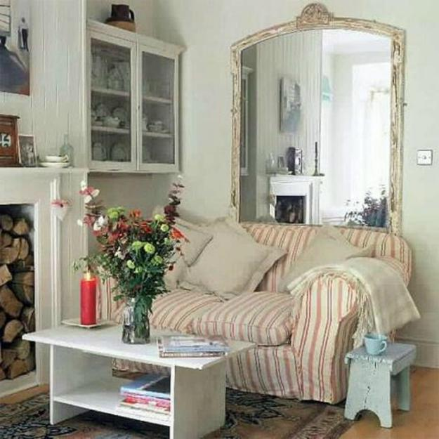 Shabby Chic Decorating Ideas: Pastel Colors And Creativity Turning Rooms Into Modern