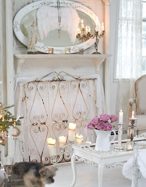 shabby chic interiors living room designs