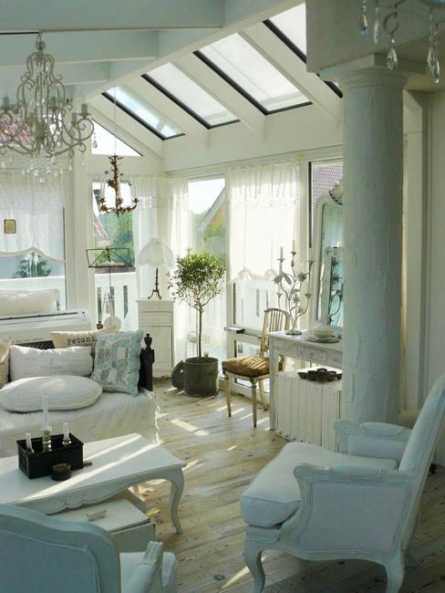 Shabby Chic Decor Ideas Living Room