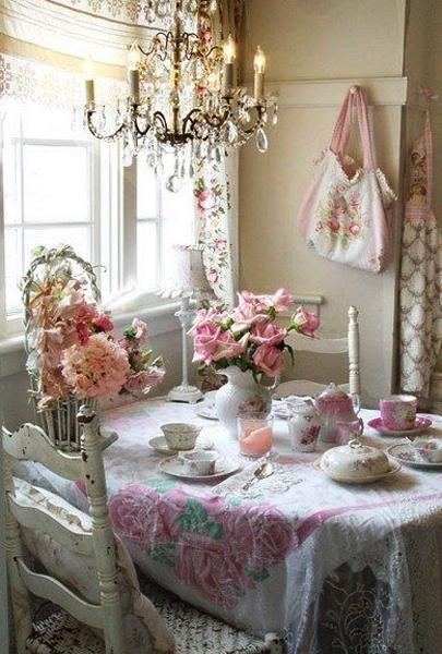 21 diy shabby chic decorating ideas bringing romance into - Habitaciones shabby chic ...