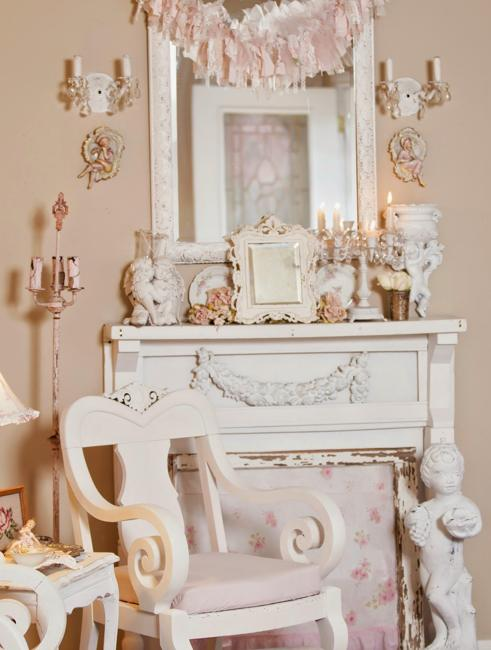 21 diy shabby chic decorating tips to bring romance in for Diy shabby chic bedroom ideas
