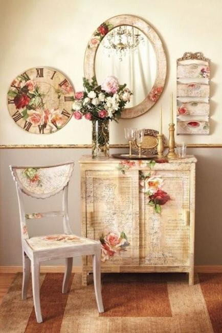 Shabby Chic Furniture Painting Styles