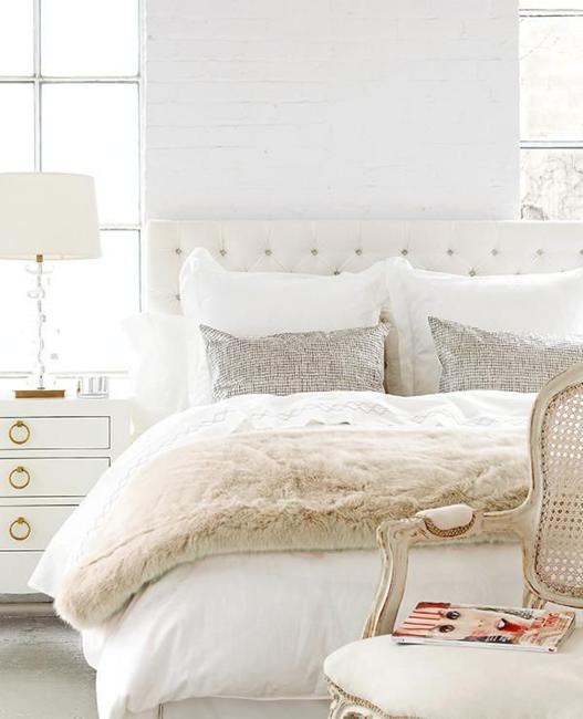 Bedroom Lighting Styles Pictures Design Ideas: 25 Modern Ideas For White Bedroom Decorating