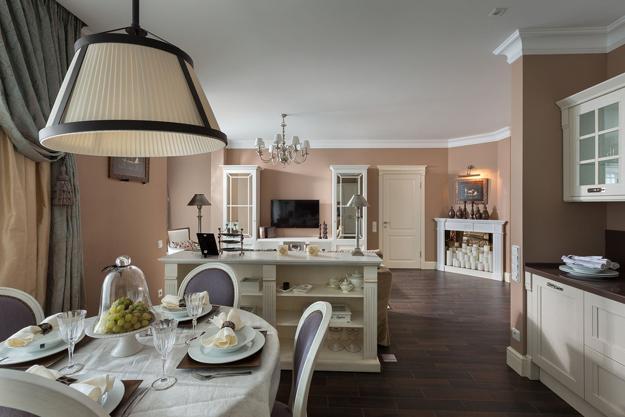 Cozy Apartment Living Room Decorating Ideas