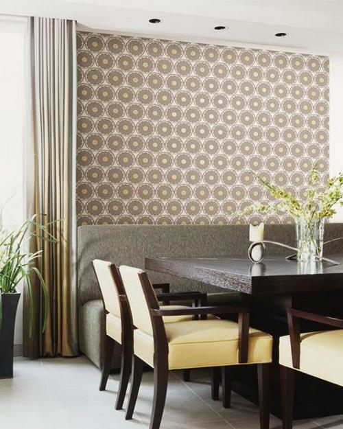 Modern Wallpaper Patterns Furnishing Unique And Stylish Set