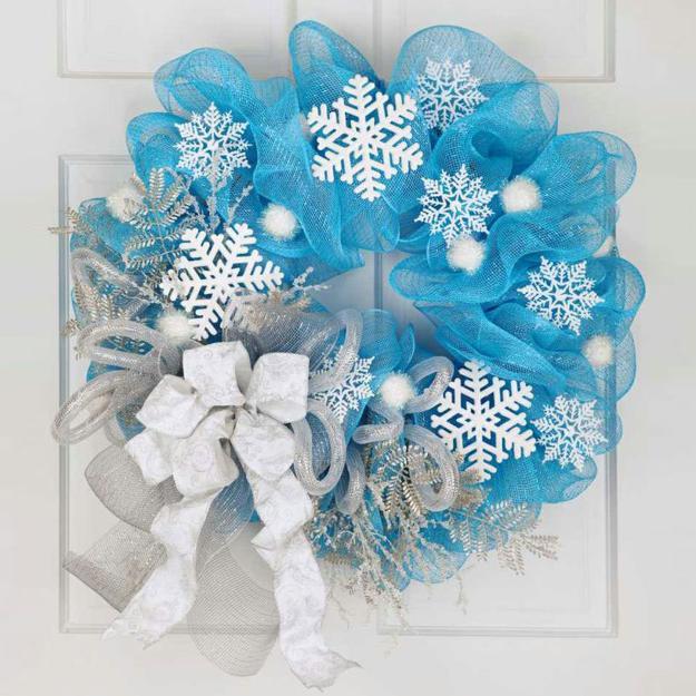 20 Diy Christmas Wreaths Saving Money On Winter Holiday Decor