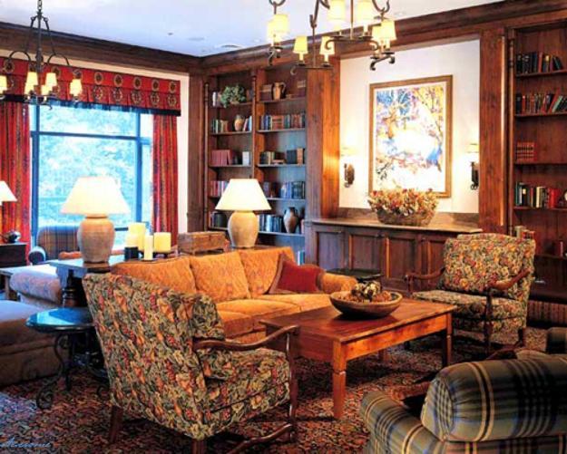 room decor ideas for English interiors