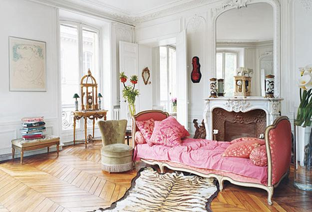french decorating ideas for modern interiors in french style