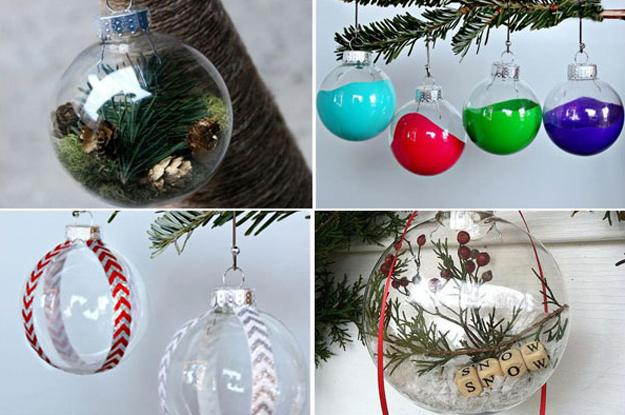 Wonderful Handmade Christmas Decorations and Ideas for Winter Crafts