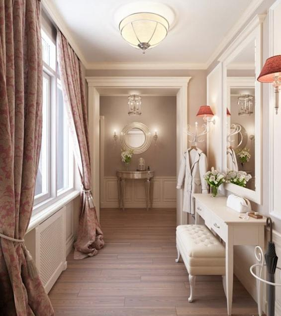 & Elegant and Modern Interior Decorating Ideas in Classic Style