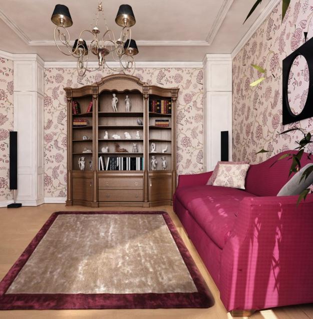 classic interior design and room decor ideas