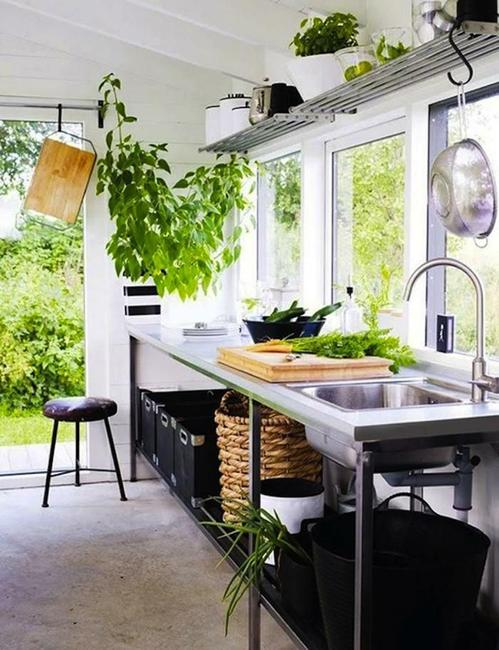 room decor ideas and natural materials for modern homes