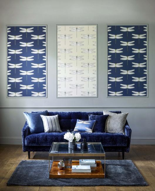 Wall Art All Modern : Beautiful wallpapers creating amazing modern wall decor