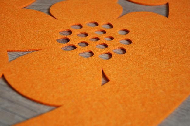 craft ideas for modern floor decoration with handmade decorative accessories