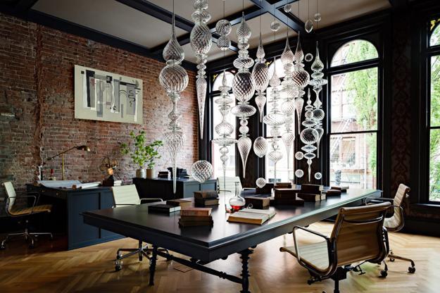 Bold Bright Colors, Kandinsky Interior Design