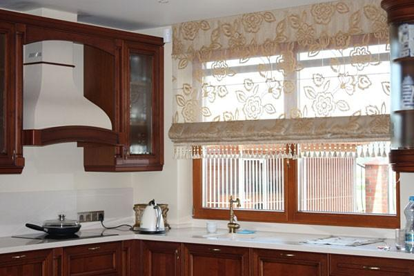 Creative Kitchen Window Treatments Hgtv Pictures Ideas: 25 Creative Ideas For Modern Decor With Beautiful Kitchen