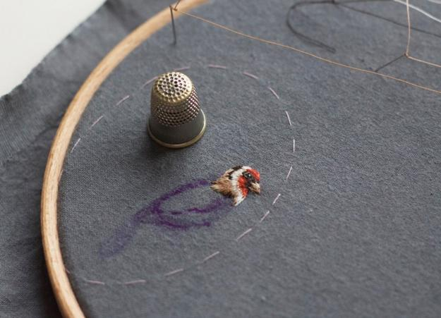 craft ideas needle works to make home decorations