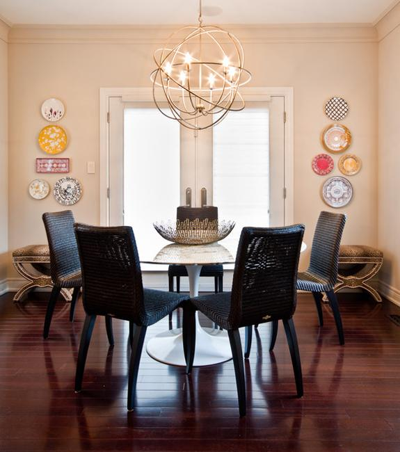 Dining Room Trends 2019 Dos And Don Ts For A Spectacular: How To Hang Decorative Plates And Create Spectacular Walls