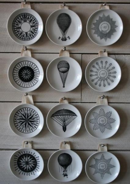Wall Plates Home Decor : How to hang decorative plates and create spectacular walls