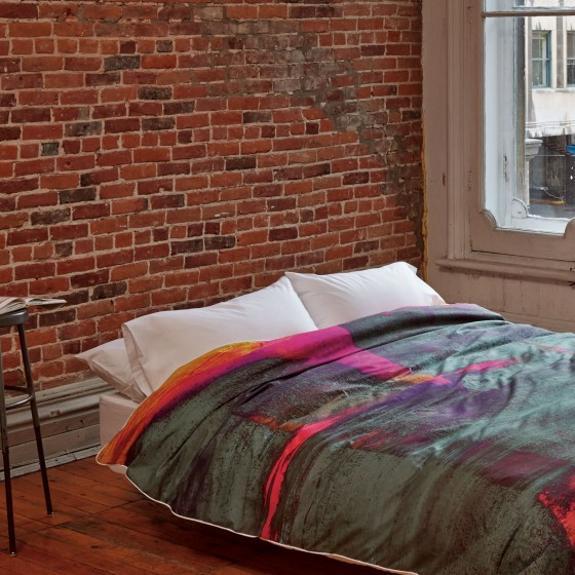 Vibrant Bedding in Artful Style Colorful ZayZay Duvets