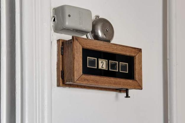 retro accents door bell