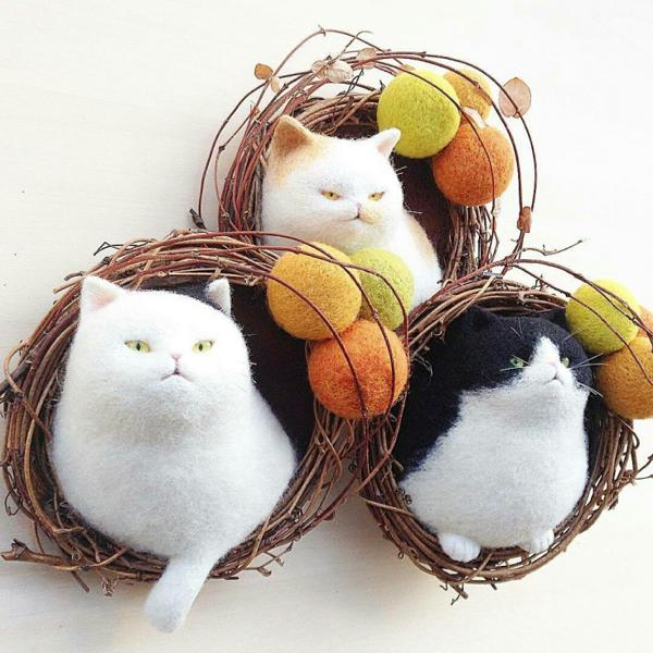 cat crafts ideas