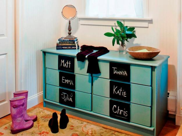 names for drawers decoration