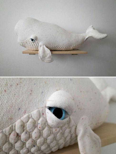 handmade stuffed toys