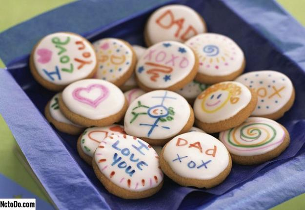 cookies for dad